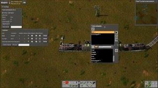 Factorio Mod Spotlight - Smart Trains 0.3.81