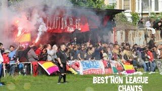 Ten Best Non League Football Chants