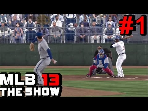 Mlb 13 Road To The Show Pitcher Part 1 (back To The Roots) [hd] video