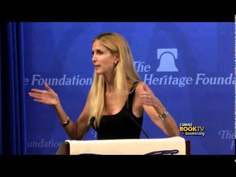 Book TV: Ann Coulter,