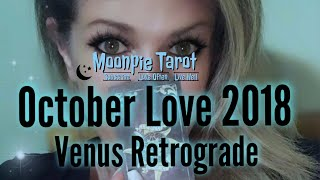 Libra October ~ Healing Past Issues | VENUS RETROGRADE, RE-EVALUATION, THEIR PERSPECTIVE