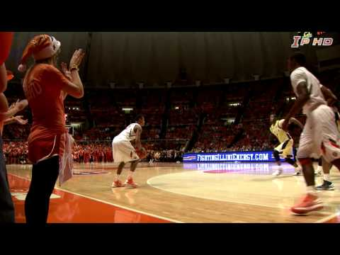 2012-13 Illinois Basketball: TNT Episode 2
