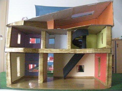 Wir bauen ein playmobil Haus selbst