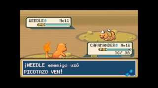 Pokémon Fire Red #4 ¡Misty un Duro Rival! [ Español HD ]