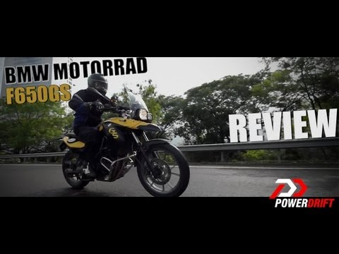 BMW F650GS Review: PowerDrift