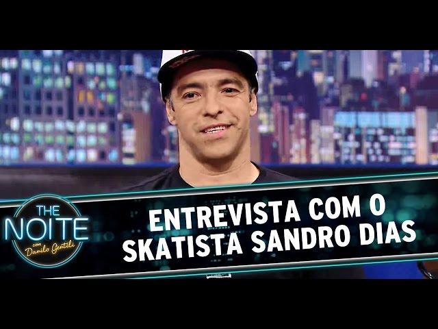 The Noite (24/10/14) - Entrevista com Sandro Dias, o Mineirinho