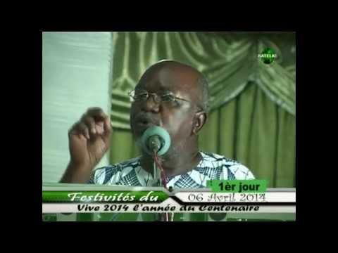 PRESENTATION OFFICIELLE DU LIVRE  intitulé SIMON KIMBANGU, LE PROPHETE DE LA LIBERATION DE L'HOMME N