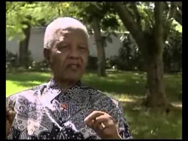 I nomi di Nelson Mandela