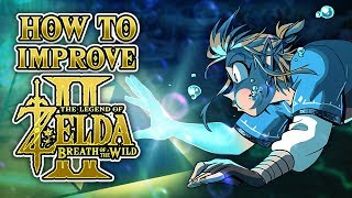 How to Improve Zelda: Breath of the Wild 2 (BotW Sequel)