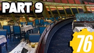 Fallout 76 Walkthrough Gameplay Part 9 - TOP OF THE WORLD + FULL GAME (Xbox One X Fallout 76)