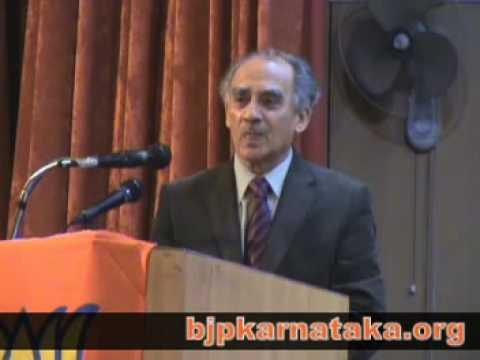 Arun Shourie on Terrorism (Part 1)