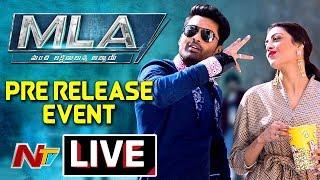 MLA Movie Pre Release Event LIVE || Kalyan Ram || Kajal Aggarwal || Upendra Madhav