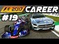 F1 2017 Career Mode Part 19: INSANE PENALTIES IN BRAZIL!