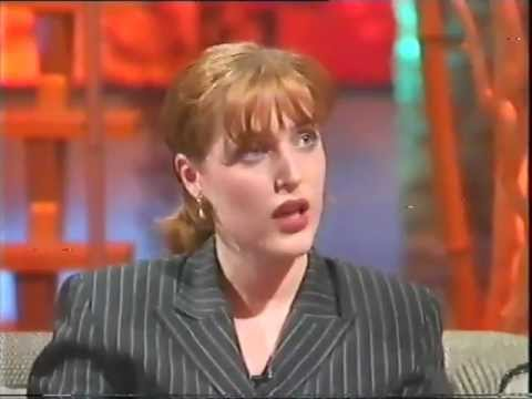 Gillian Anderson interview from Steve Wright's People Show (1995)