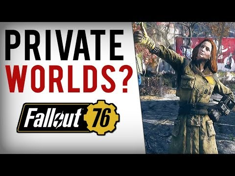 """Fallout 76 Will Include """"Private Worlds"""" - Like A Single-Player Only Mode?"""