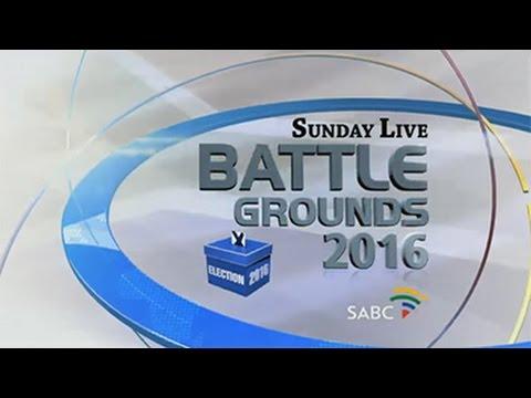 SABC 2016 Election Debate: 15 May 2016