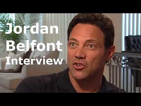 Jordan Belfort   The Real Wolf of Wall Street  interview & Film