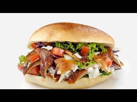 Döner kebab podle Majkla