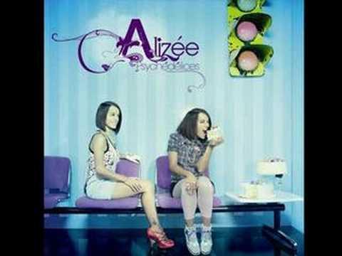 Alizee - Par Les Paupieres