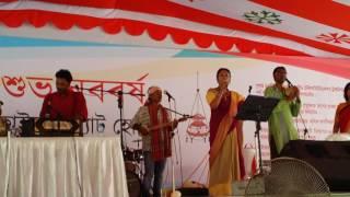 Mondoriya in Gulshsn Youth Club- Dhaka
