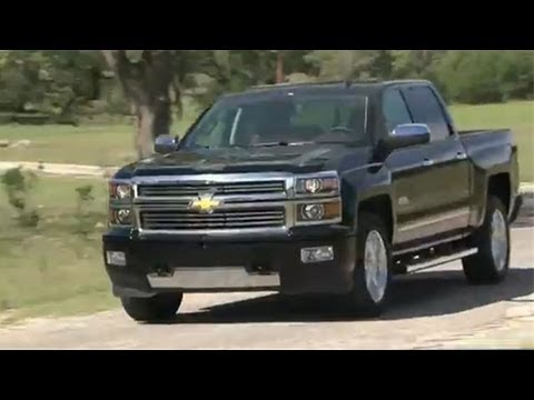 2014 Chevrolet Silverado Test Drive & Pickup Truck Video Review