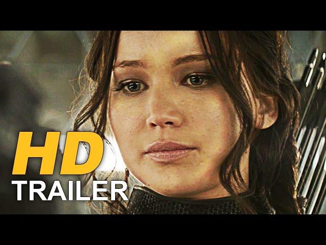 DIE TRIBUTE VON PANEM 3 MOCKINGJAY Sneak TV Trailer [HD]