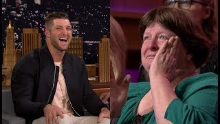 Tim Tebow Had To Turn Down This Girl's Invite To Prom – But What He Did Next Left Her Mom In Tears