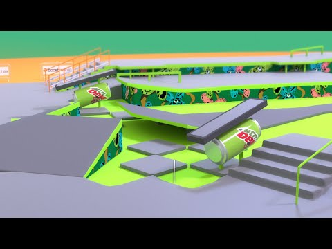 Street and Park Course Breakdown Presented by Boost Mobile: 2019 Dew Tour Long Beach
