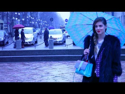 Chiara Ferragni's Milan fashionweek - The video