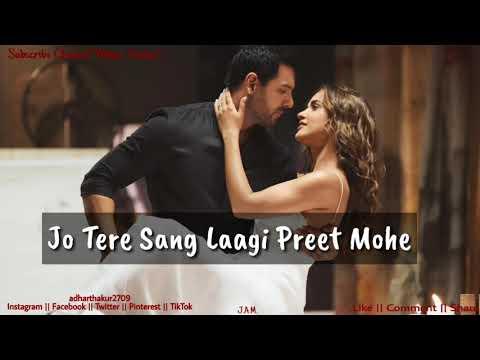 Download Lagu  Paniyon Sa - Atif Aslam || Tulsi Kumar || Rochak Kohli || Kumaar || Movie - Satyameva Jayate Mp3 Free