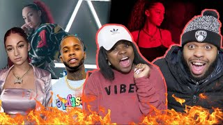 She Snapped Bhad Bhabie Feat Tory Lanez 34 Babyface Savage 34 Music Audio  Reaction 
