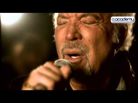 Tom Jones: &#039;Burning Hell&#039; Live Session