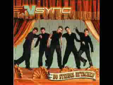 NSYNC-digital get down (lyrics)