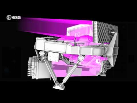 ESA | Внутри камеры GAIA