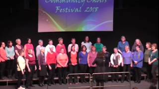 Community Choirs Festival 2018 Hart and Soul Community Choir
