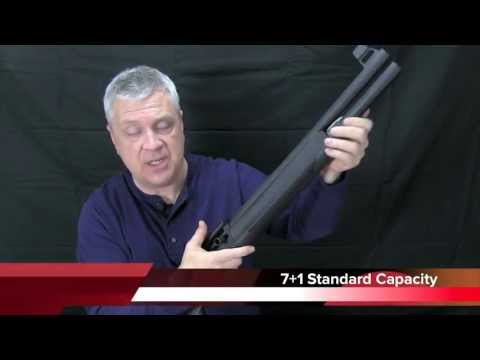 Mossberg 930 SPX Tactical Shotgun - Review, Field Strip, Range Test, Ghost Loading