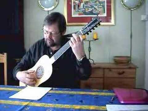 Gaspar Sanz: Folias - Baroque guitar
