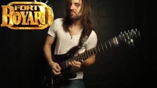 Fort Boyard OST (Guitar Metal Cover)
