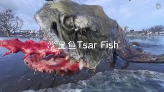 【達奇】黑暗地鐵怪物圖鑒(中)