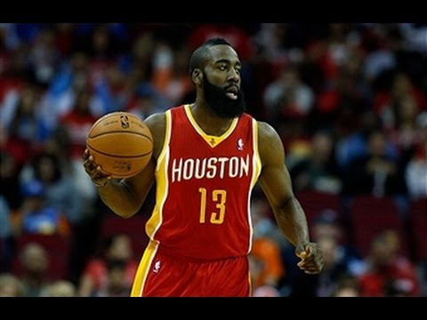 James Harden Drops a Career-High on the Thunder