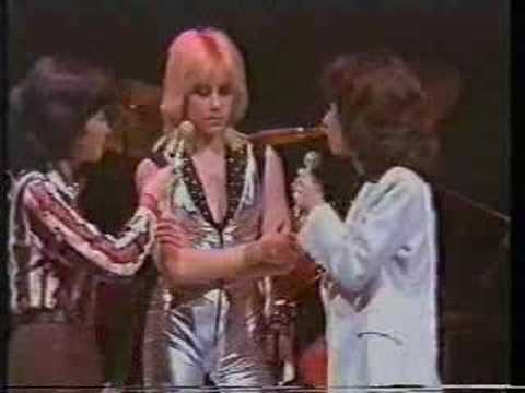 The Runaways - Cherie Currie Interview