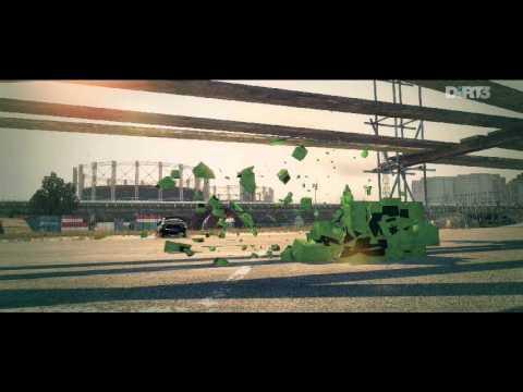 DiRT3-GYMKHANA SPRINT-DC COMPOUND-2-GYMKHANA SUPER SPIN