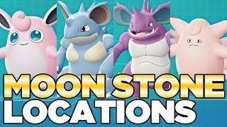 How to Get Moon Stones in Pokemon Let's Go Pikachu & Eevee