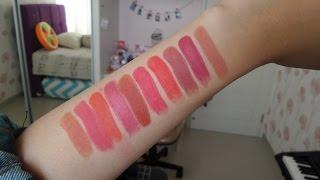 10 warna lipstick Purbasari Matte