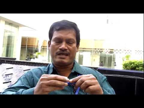 Arunachalam Muruganantham, Innovator of Small Scale Sanitary Napkin Making Machine