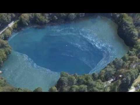 3D модель Голубого озера