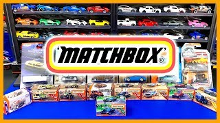 BIG Matchbox Unboxing NEW 2018 & 2019 CARS