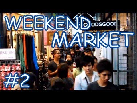 Amazing Thailand #2: Bangkok's Chatuchak Weekend Market