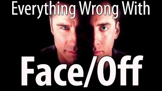 Everything Wrong With Face/Off In 18 Minutes Or Less
