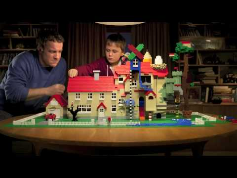 House TV Commercial (LEGO)